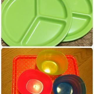 💮割れにくいお皿 🌼5個セット