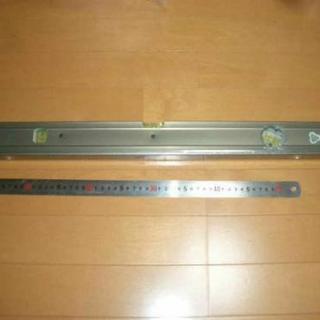 水準器 水平器 マグネット付き レベルゲージ 基準測定 ア…