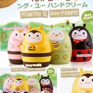 韓国コスメ ハンドクリーム(Bee Happy)