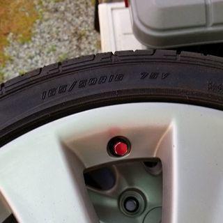 165/50/16の普通タイヤアルミセット(^ー^)