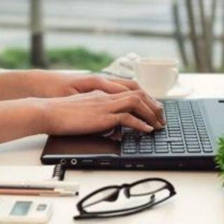 弥生会計の入力業務と簡単な介護事務