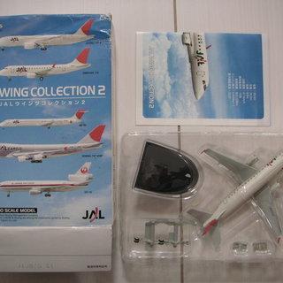 A10◆F-toys JALウイングコレクション2 エンブラエル170