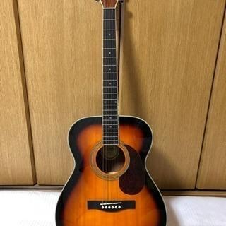 島村楽器 アコースティックギター lumber LF3VS ケース付