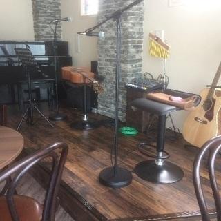 音楽カフェ