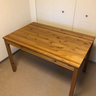 IKEA テーブル (取引決定致しました)