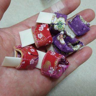 お琴爪革の移動販売あなたにぴったりの爪革作ってみませんか?期間限定特価