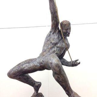 [交渉中]フレディ・マーキュリーをモチーフにした彫刻・オブジェ・アート