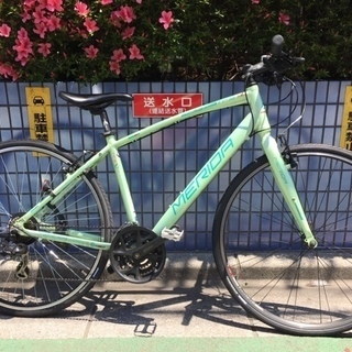 【リサイクル】MERIDA CROSSWAY BREEZE TF...
