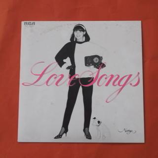 まりやさんのレコード    Love   Songs