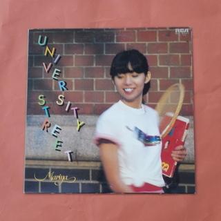 まりやさんのレコード     UNIVERSITY    STREET