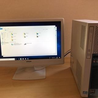 NEC i5-3570 3.4G メモリ 4G HDD500GB