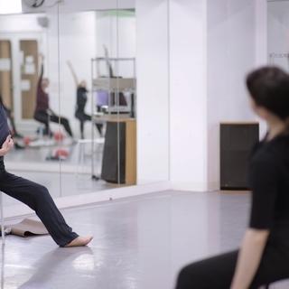 おとなのバレエ・初級オープンクラス(バレエ専門トレーナー・中谷広貴)