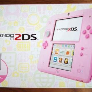 💡値下げしました💡 任天堂 2DS ピンク 未開封 プレゼントに...