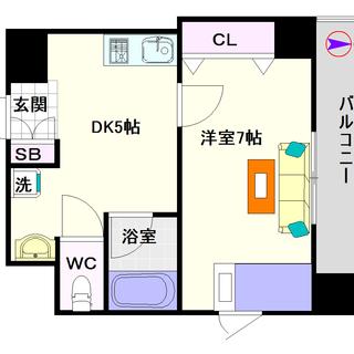 【ルーメリヒサール】5号タイプ!1DKタイプ!最上階だけの特別室☆