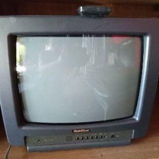 ゴールドスター ブラウン管テレビ
