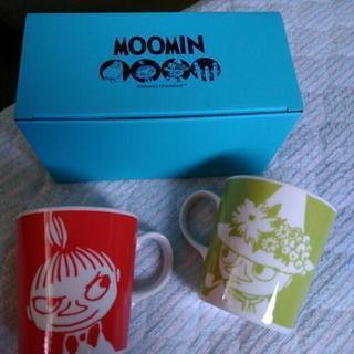 ムーミン マグカップ セット