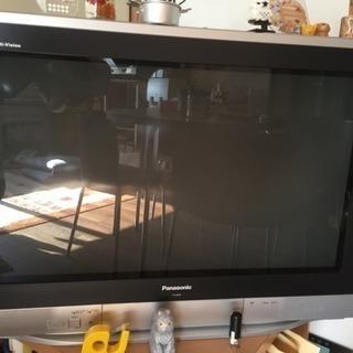 Panasonic 32型ブラウン管テレビ