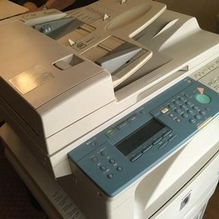 キヤノン コピー機 ファックス