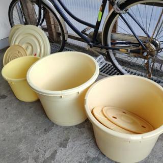 漬け物用 樽