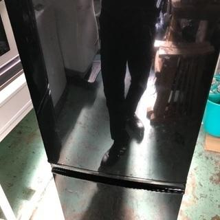 福岡市内北九州市内配達無料 シャープ 140L 冷蔵庫 SJ-D1...