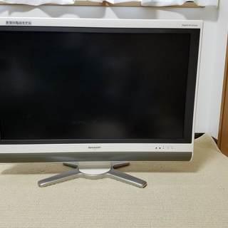 シャープ32型液晶テレビAQUOS(2009年モデル)