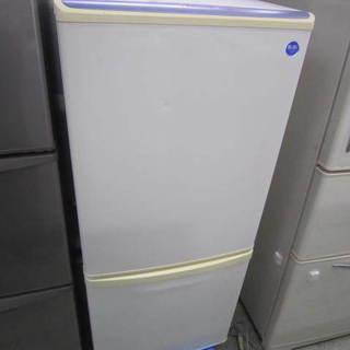 Panasonic NR-B142WB- 冷蔵庫138L 2009年製