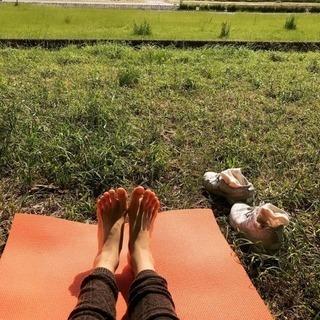 Park yoga & Potluck 青空ヨガ&ポットラック(ピ...