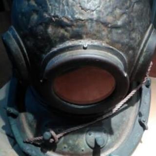 潜水用 ヘルメット