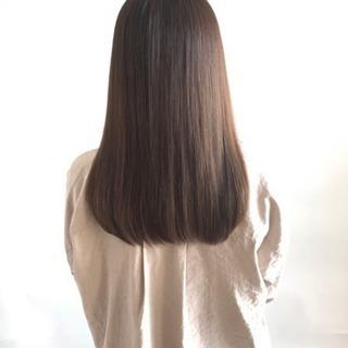 ツヤツヤ、まとまりのある髪に!