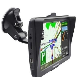 ポータブルカーナビ カーナビ 7インチ 車載GPS