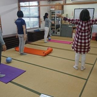 【マダムの集い】 40~60代 公民館で健康トレーニング♪