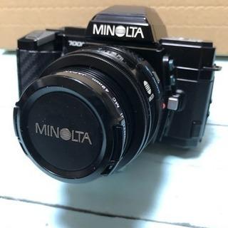MINOLTA α 7000 AF35-70mm