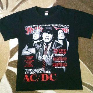 AC/DC RockTシャツ