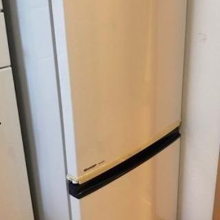 [本日引渡しで依頼中]冷蔵庫 SHARP SJ-14VP 2008年製