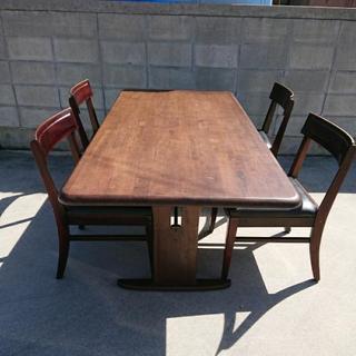 外国製食卓テーブルセット