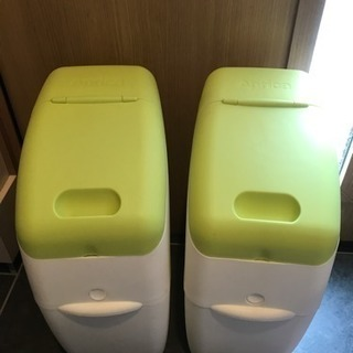 オムツゴミ箱アプリカ