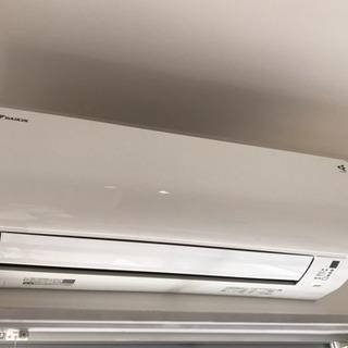 ★値下げ★【〜2023年長期保証付‼︎】ダイキン 6畳用エアコン