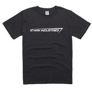 スタークインダストリーズ産業 アイアンマン Tシャツ Dark ...