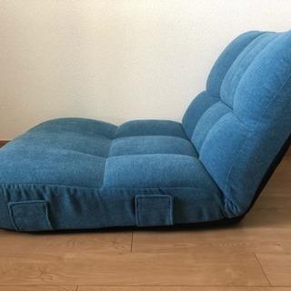 【ニトリ】ポケットコイル座椅子ソファー