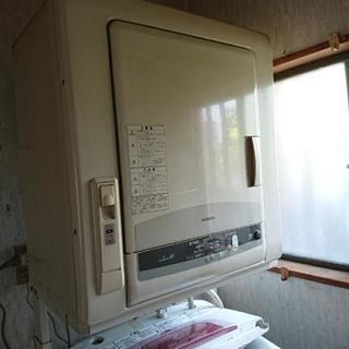 ジャンク  衣類乾燥機