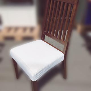 【自社配送は札幌市内限定】在庫4脚!ダイニングチェア 椅子 カバー...