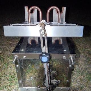 チカやサバ等の自動シャクリ機