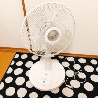 扇風機 2012年製