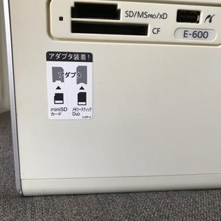 EPSON インクジェットプリンター E-600
