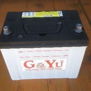 中古バッテリー 85D26L-MF 1ヶ月使用