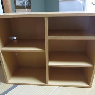 本棚 棚板高さ変更可!
