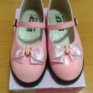 フォーマルくつ ピンク 17㎝