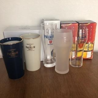 【非売品】プレモル グラス、タンブラー5個セット