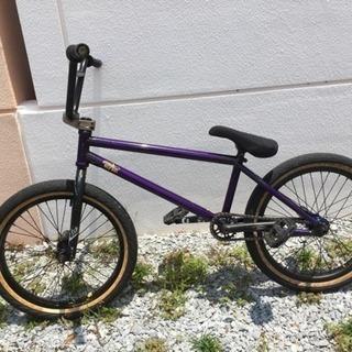 BMX ストリート fiend, profile, eclat