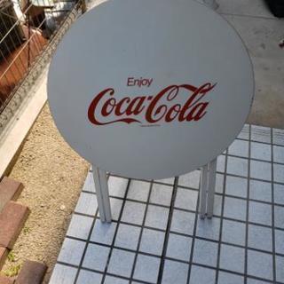 コカコーラ懸賞 折りたたみ机